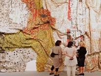 Comienza Art Dubai