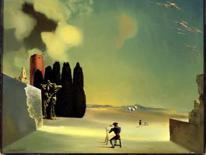 Dalí también en alza